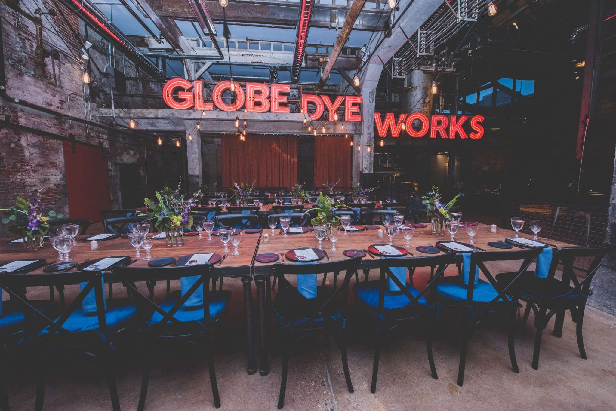 globe dye works best philadelphia wedding venues