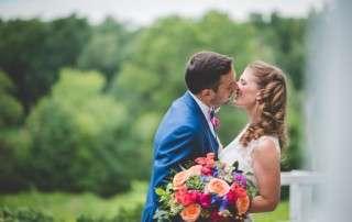 John James audubon center at mill grove wedding