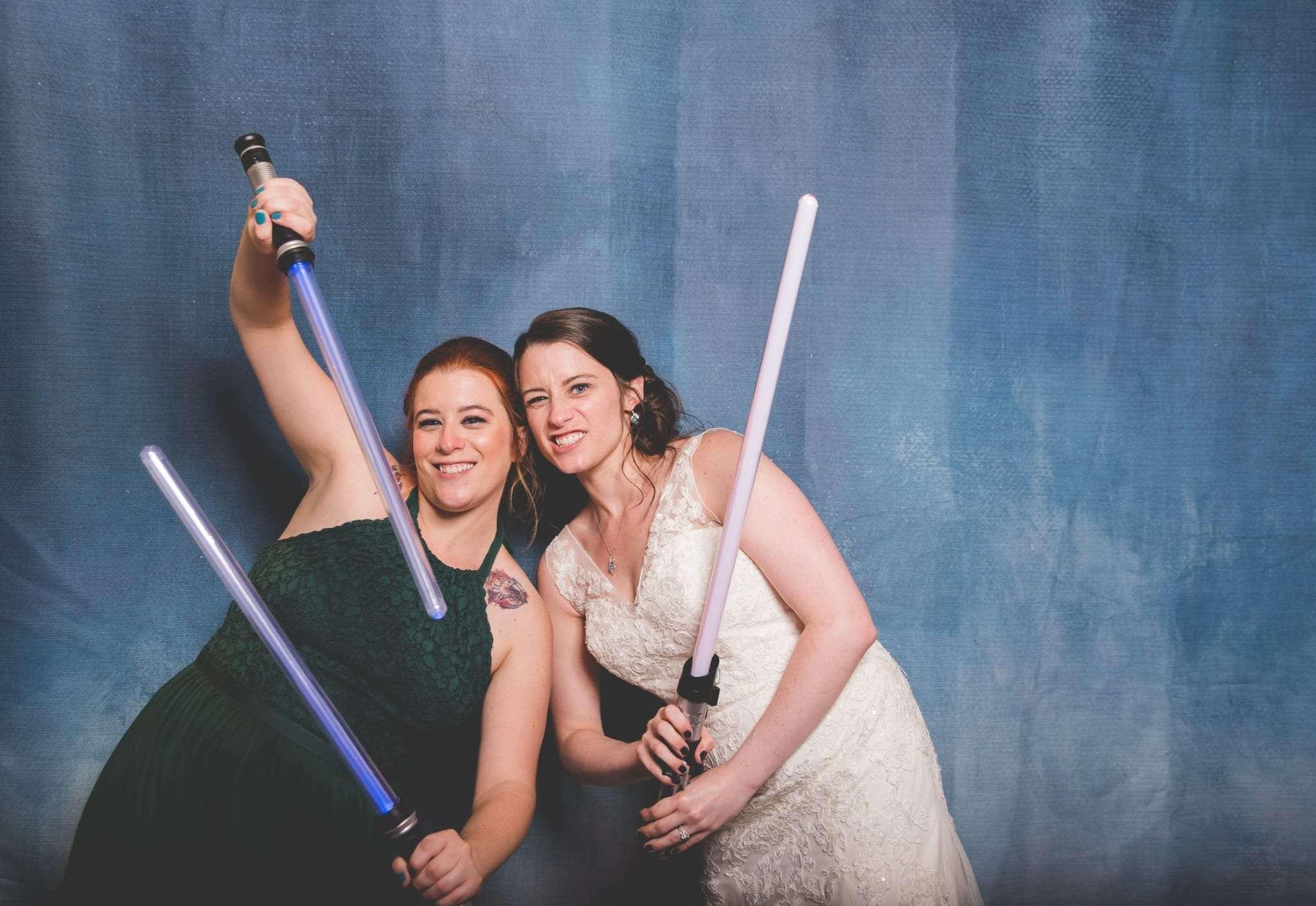 Star Wars Theme Wedding at Mendenhall Inn