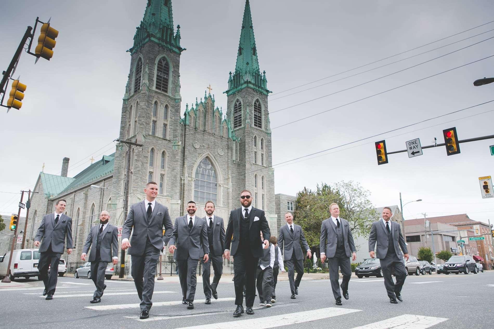 St. Alderberts wedding philadelphia