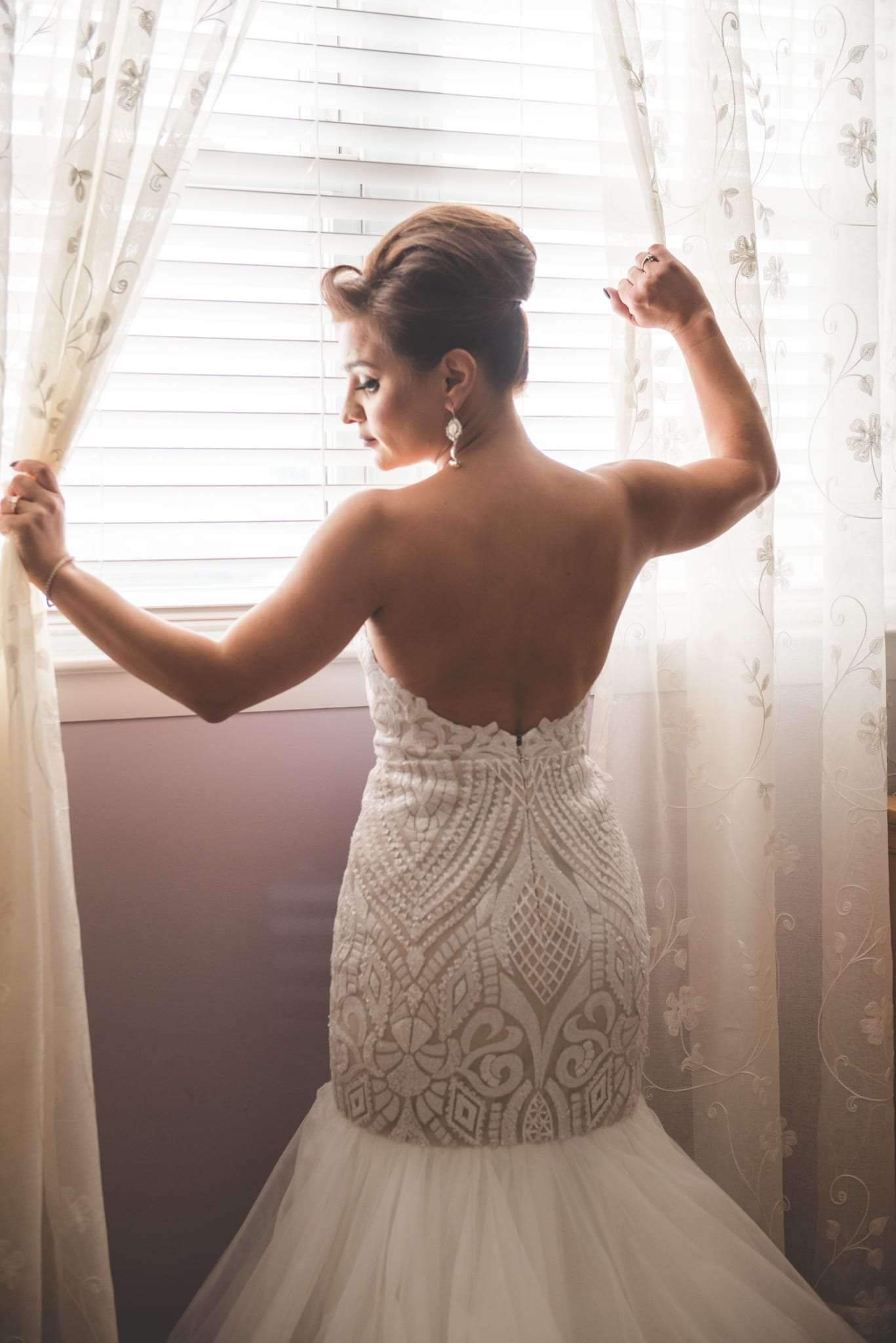 Jennifer's bridal wedding dresses Philadelphia photographer