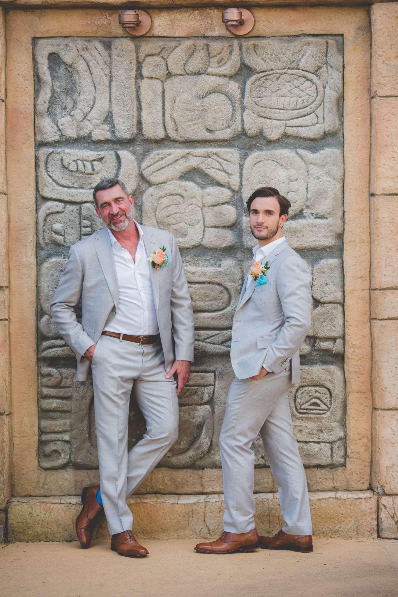 Casears wedding at atlantic city