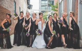 Wedding at Tendenza in Philadelphia