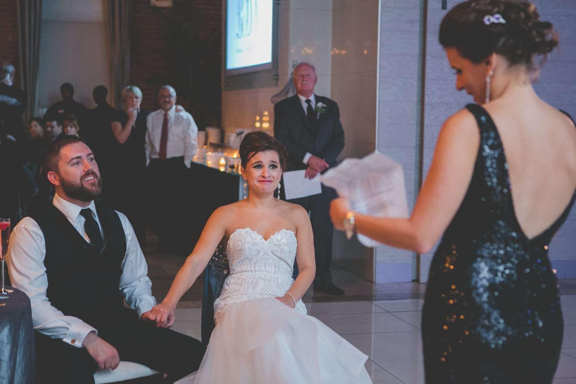 Wedding at Tendenza in Philadelphia ballroom wedding
