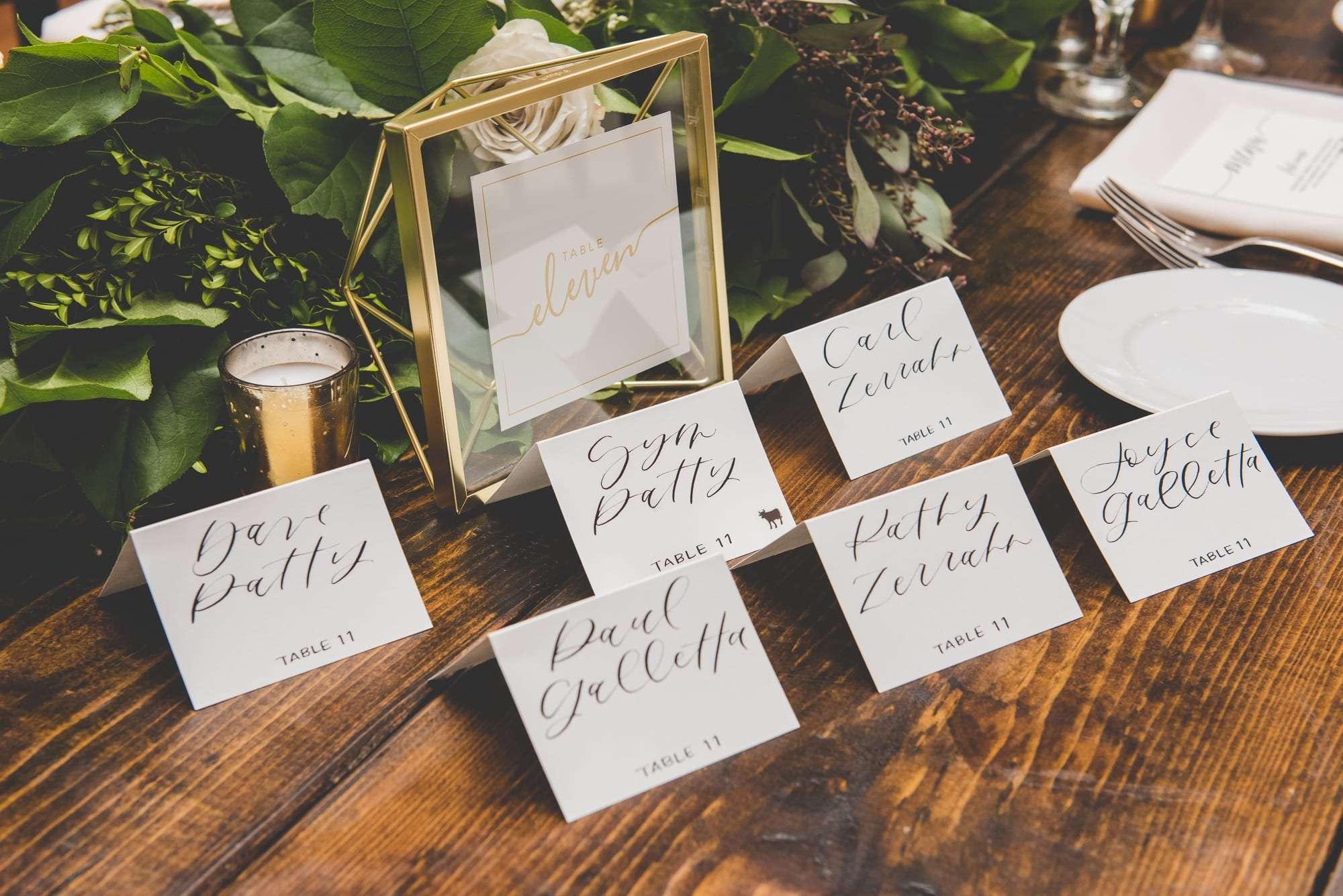 200 spring wedding details