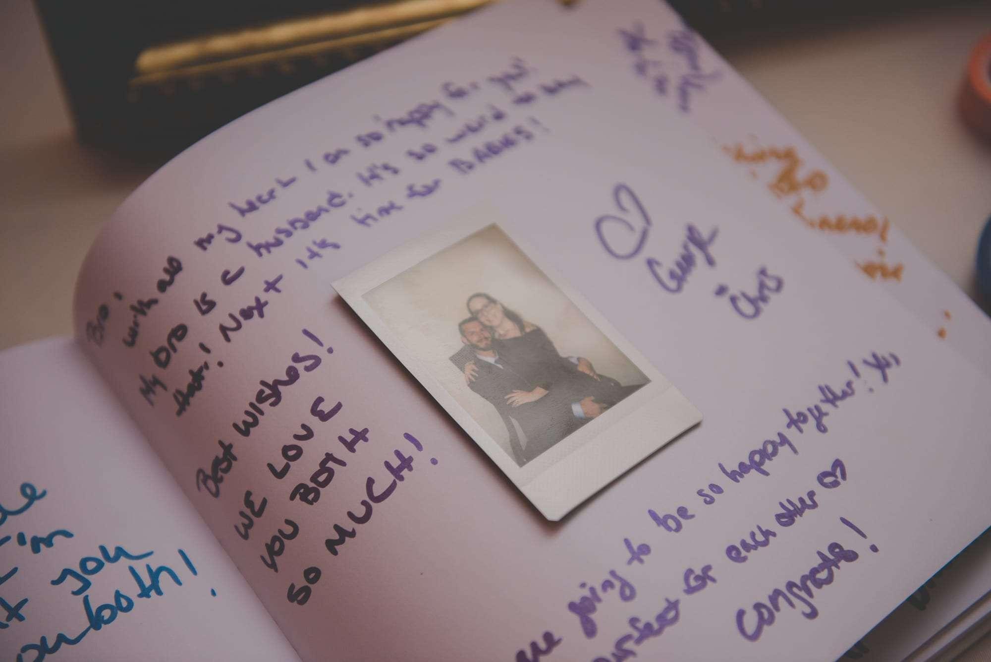 fun ideas for wedding guestbook philadelphia weddings
