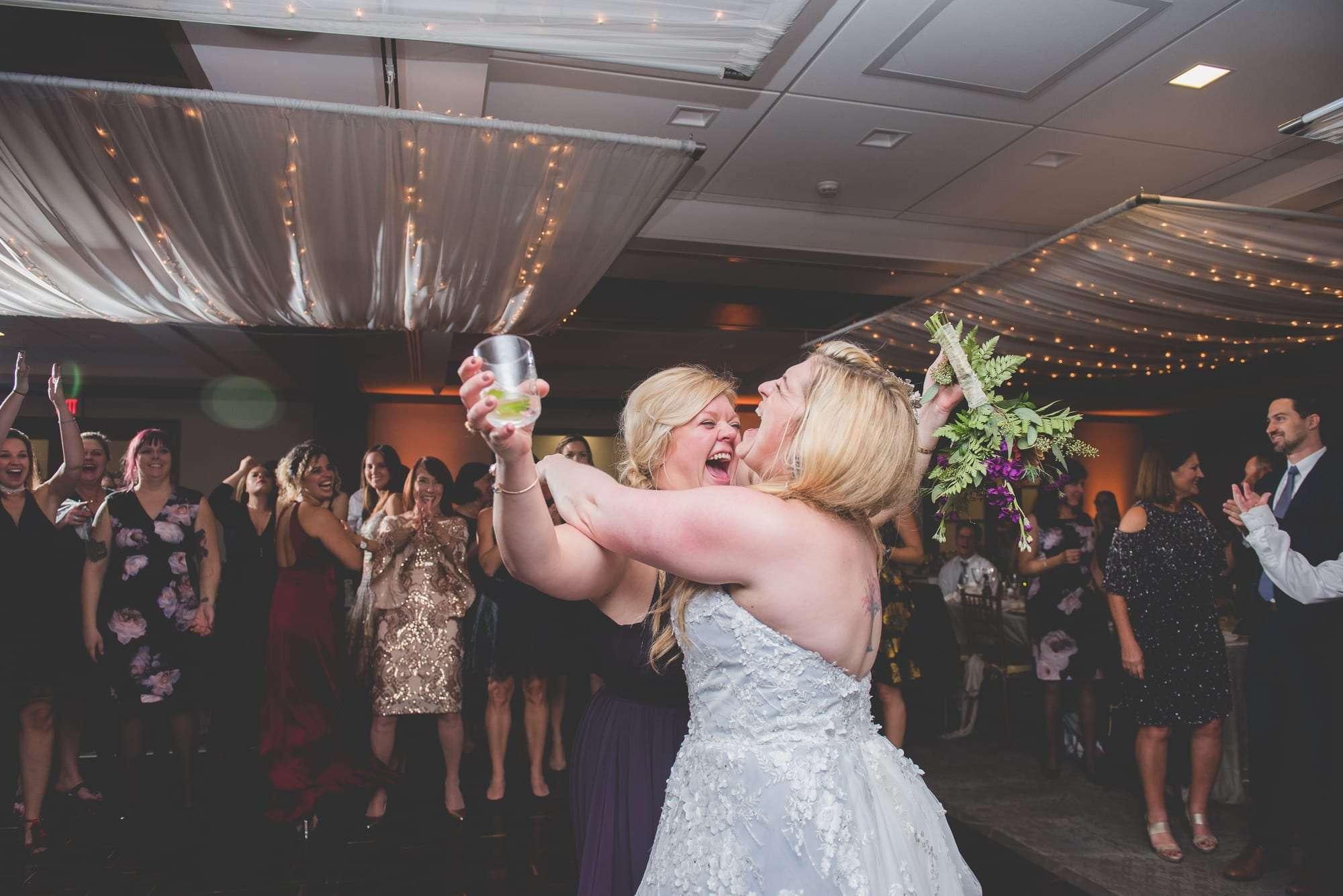 Inn at Villanova campus weddings in Philadelphia