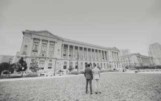 Philadelphia free library wedding gay wedding photographer Philadelphia