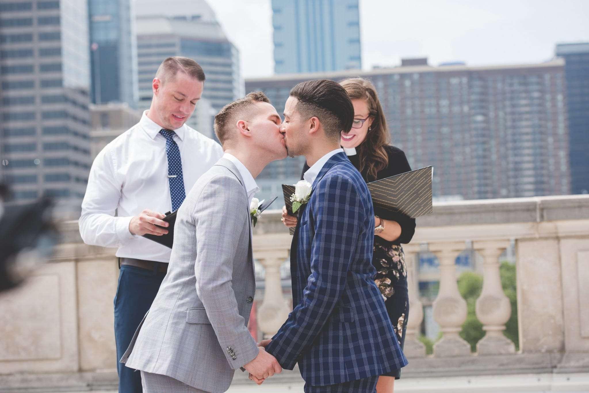 LGBTQ wedding photographer Philadelphia