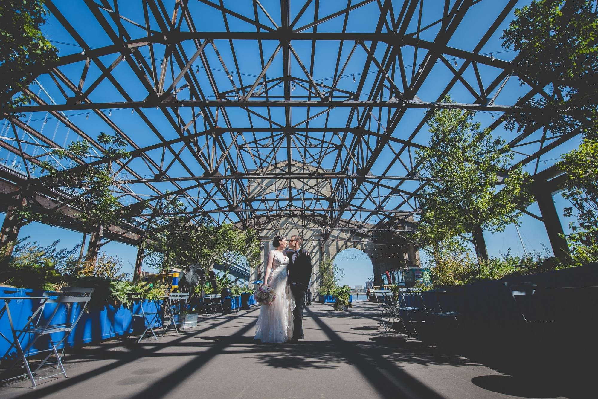 Philadelphia wedding photographer Cherry street pier wedding photos