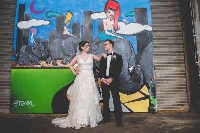 Cherry Street pier philadelphia wedding photos