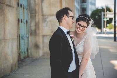 Philadelphia bride and groom wedding portaits photographer BeauMonde Originals