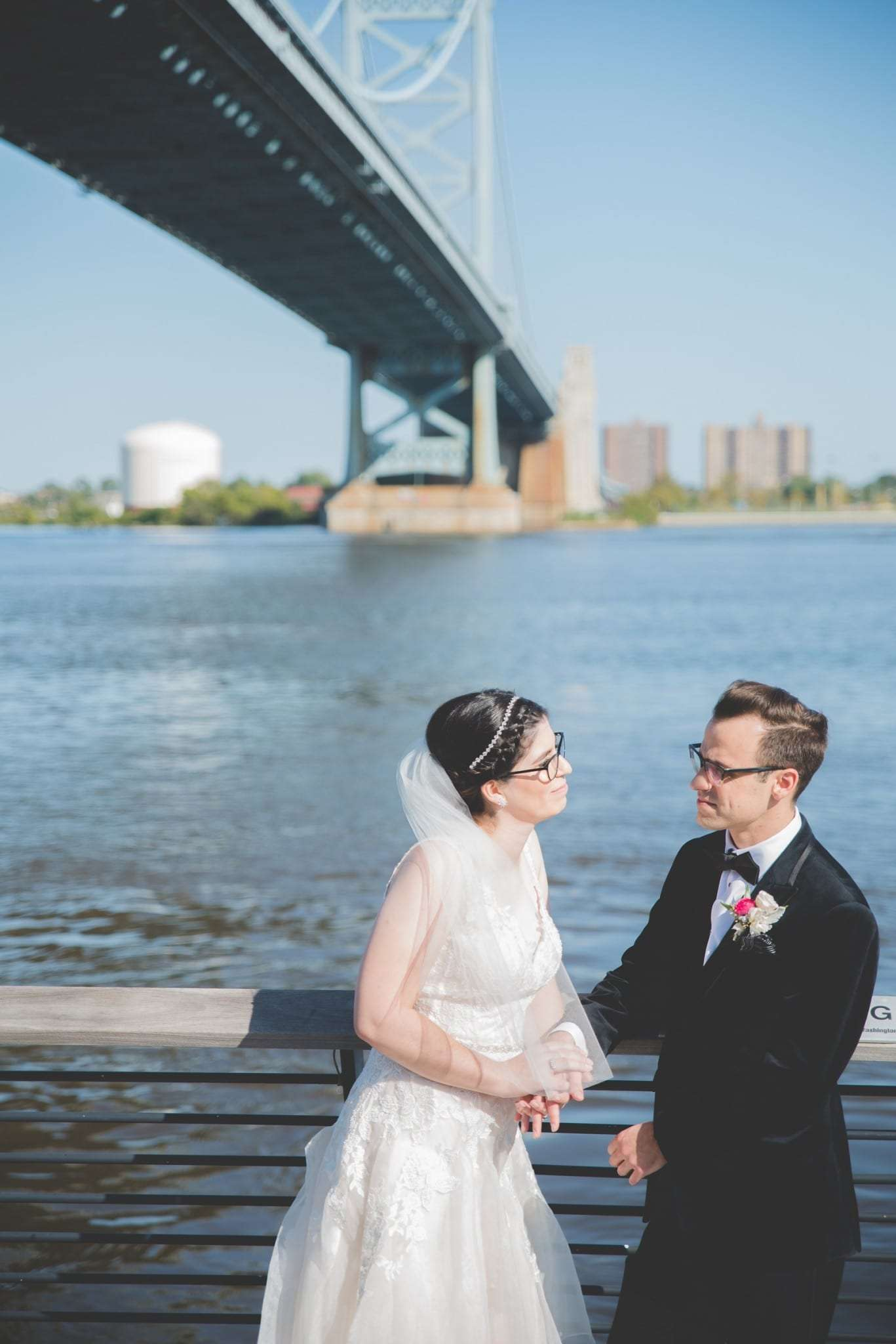 Race st pier wedding photos philadelphia wedding photographer