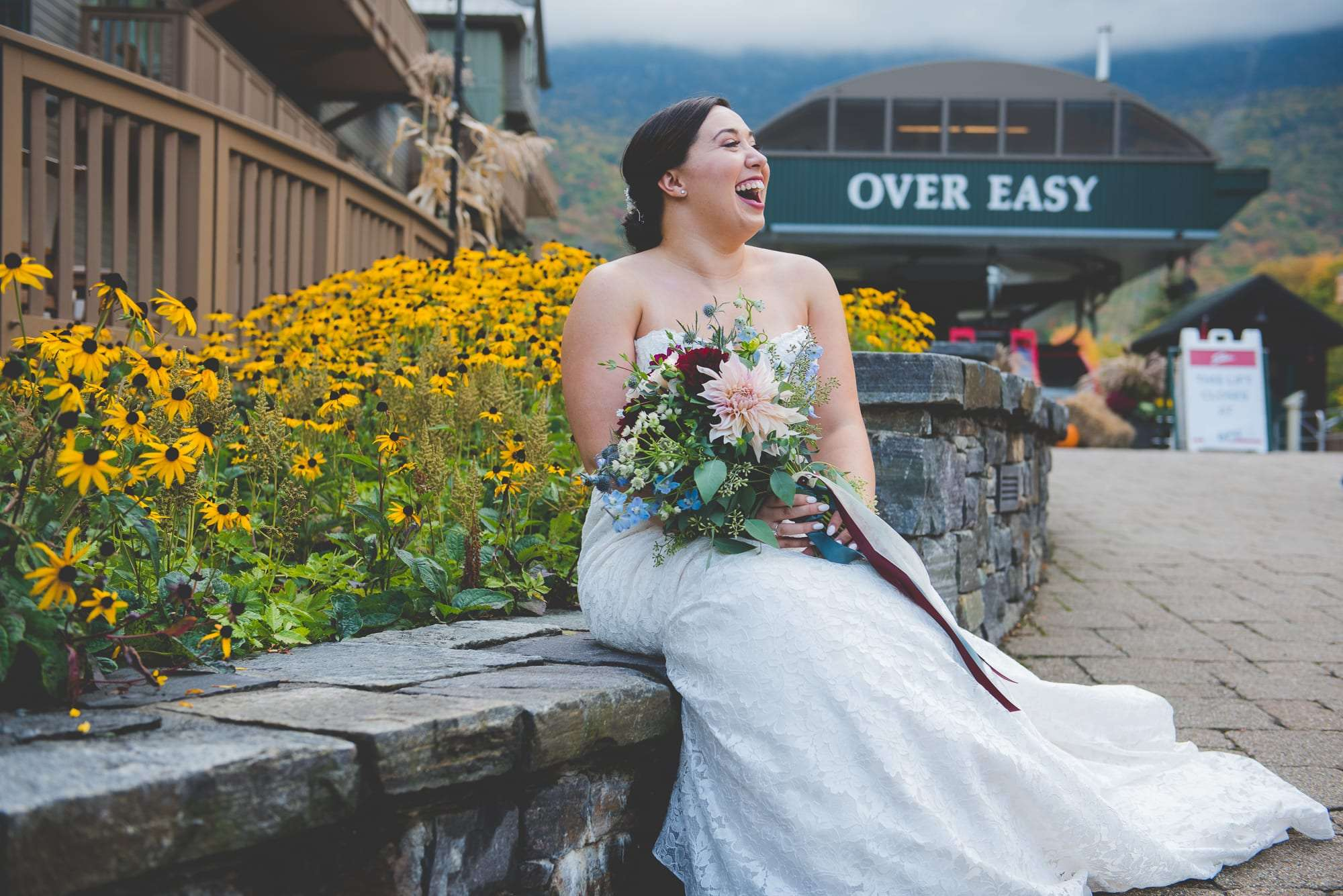 The Lodge at Spruce Peak Wedding