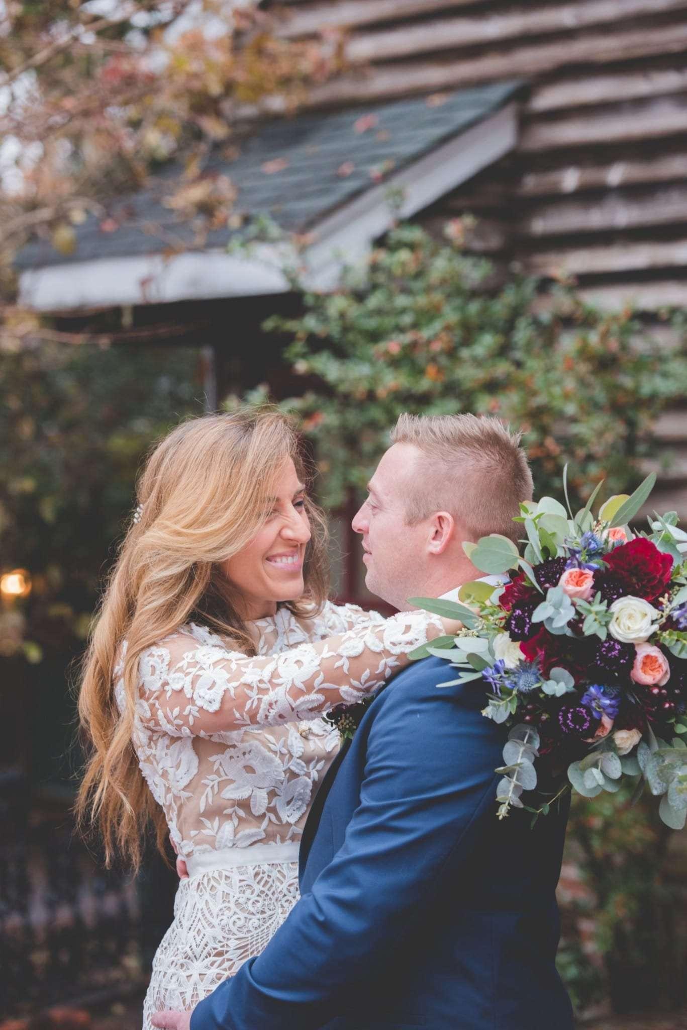 Smithville Inn micro wedding photography