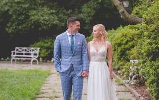 Rose Garden Philadelphia elopement