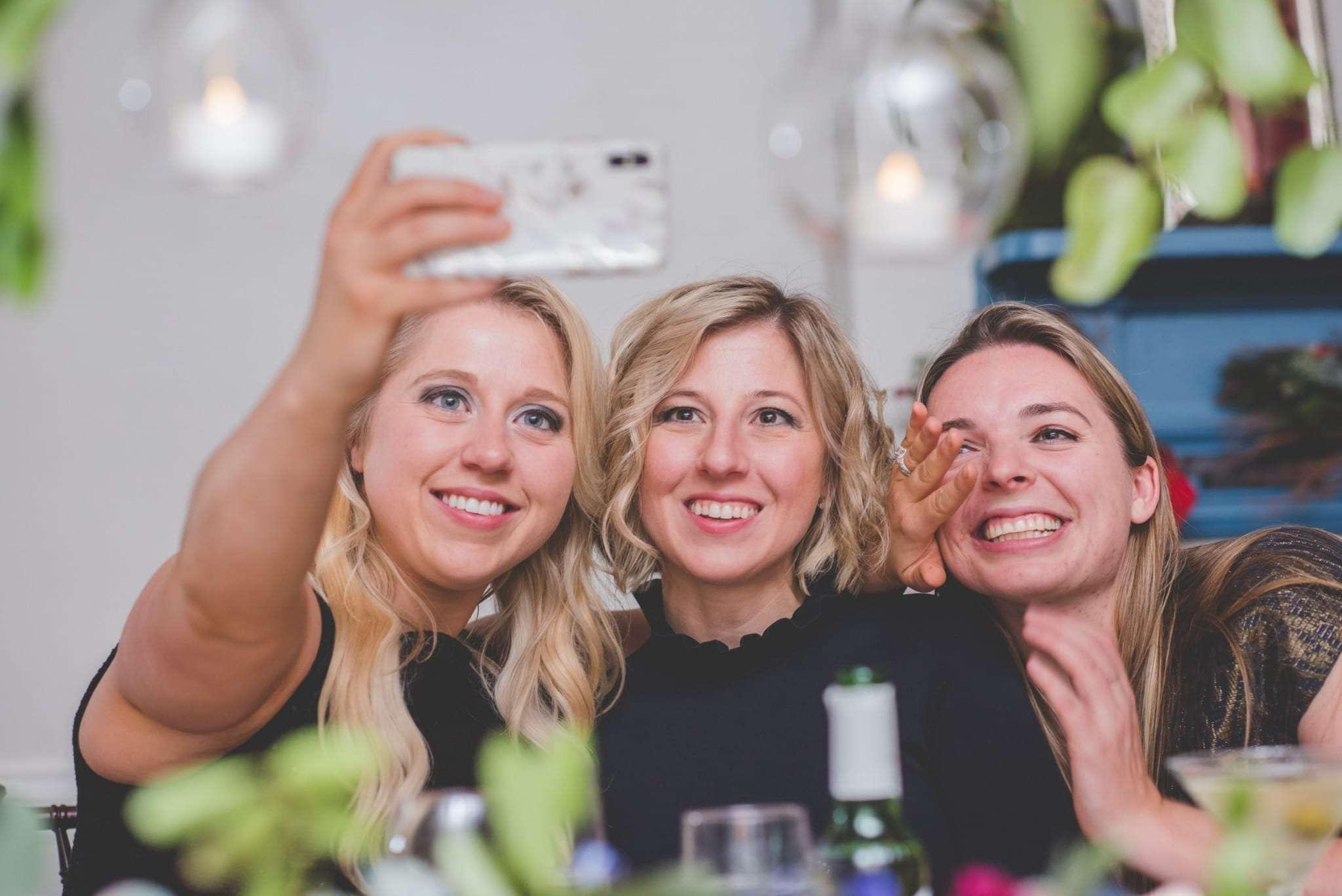 Micro wedding candid photography