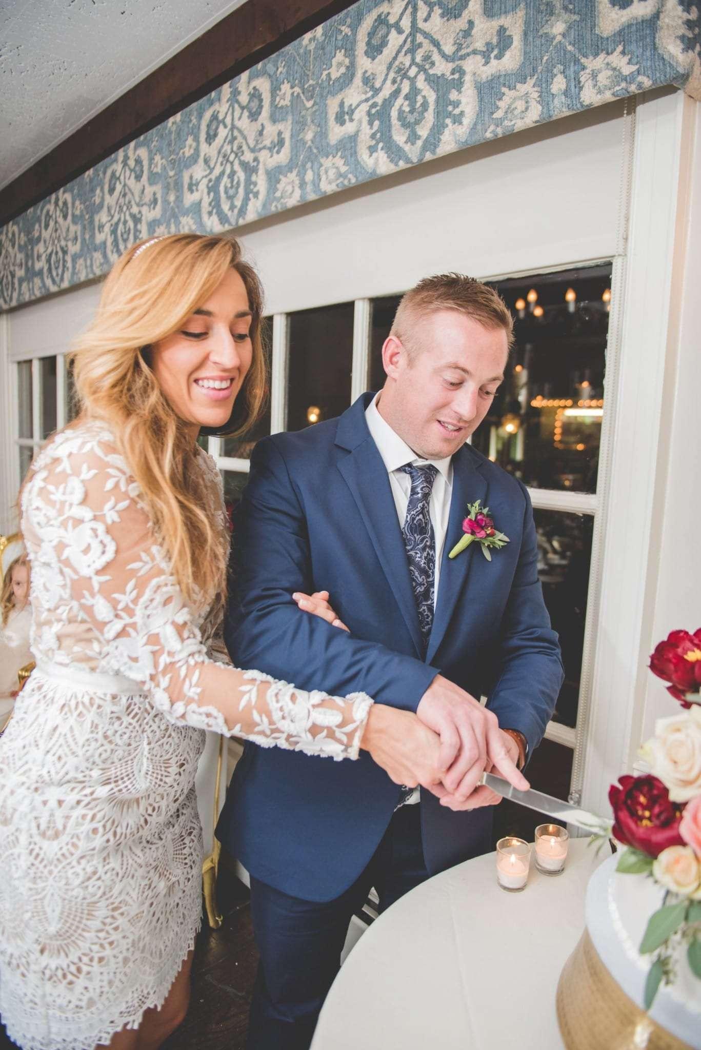 Smithville Inn NJ wedding photographer