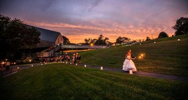 the Mann center wedding in philadelphia