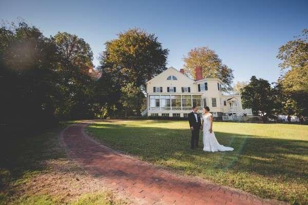Rideland mansion wedding photography