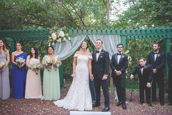 Best Philadelphia wedding venues ridgeland mansion