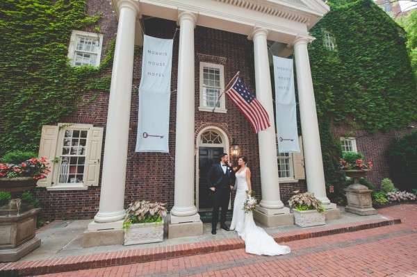 wedding at morris house hotel Philadelphia wedding photographer
