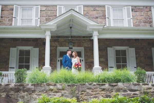 John James Audubon wedding photography