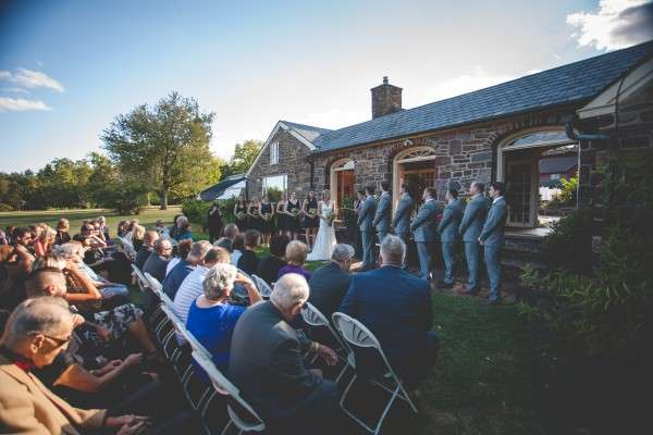 Pearl S Buck house wedding photography