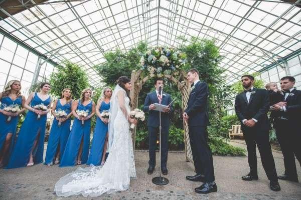 horticultural center philadelphia wedding venues