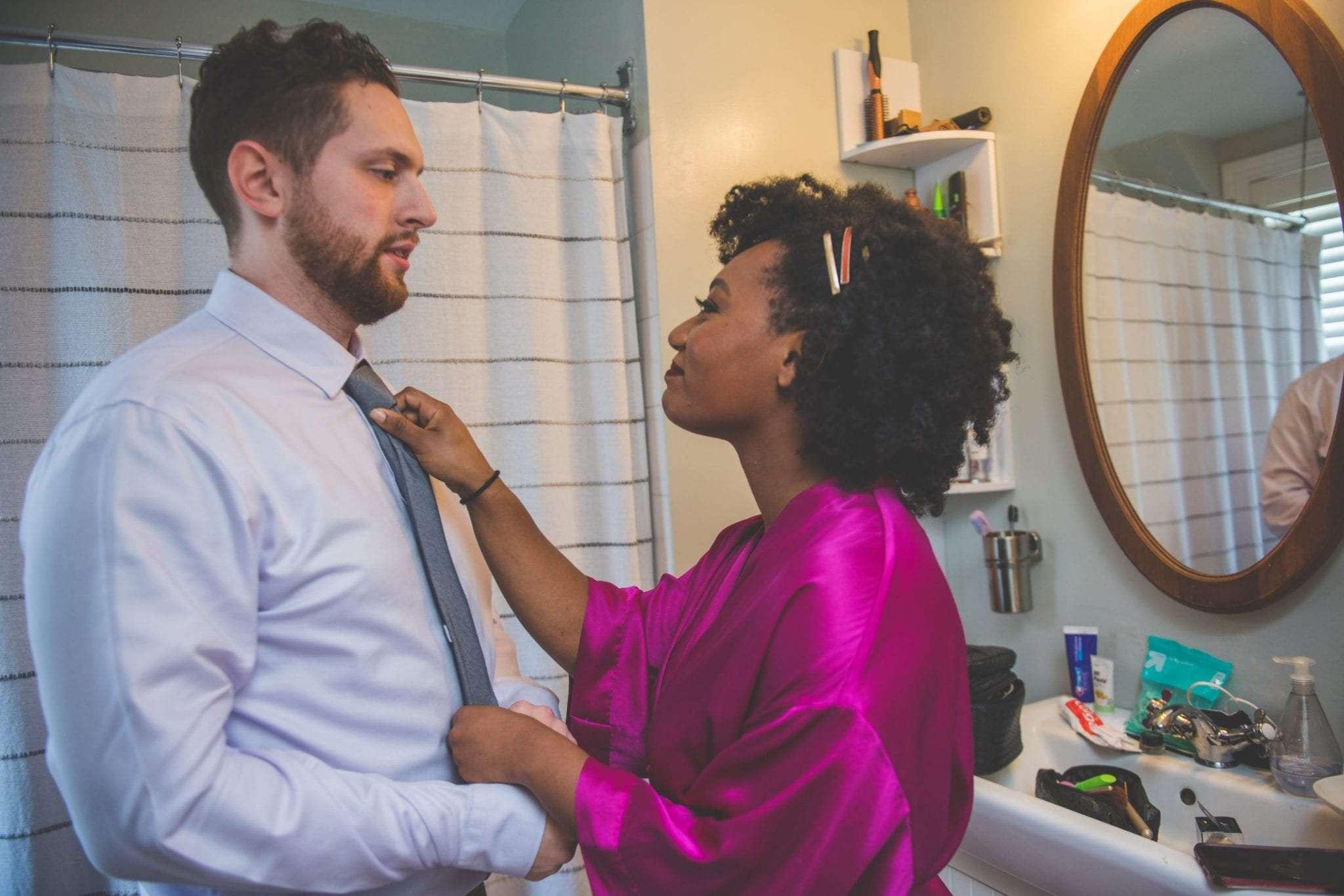 How to photograph a micro wedding NJ photographer