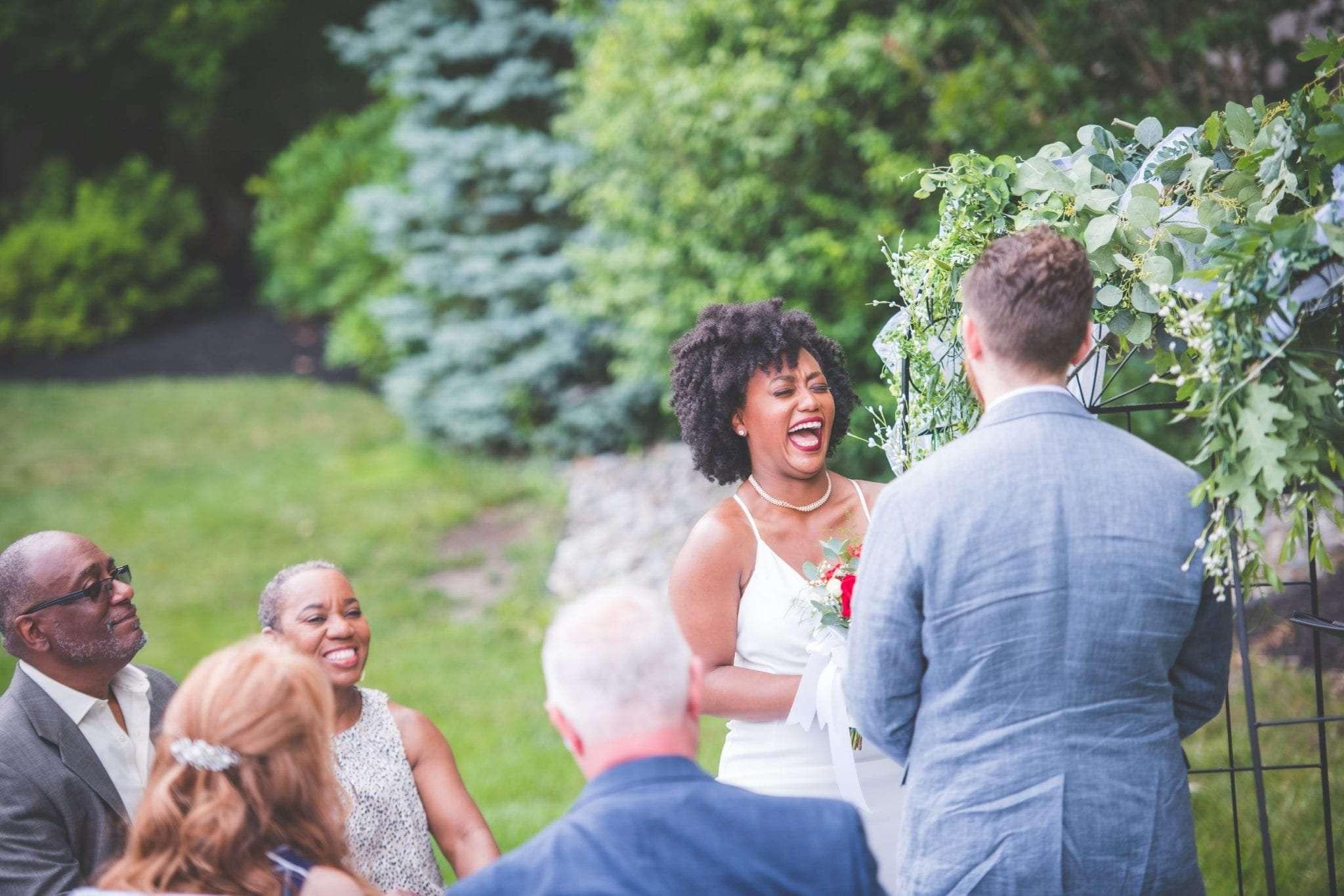 New Jersey Micro wedding photographer