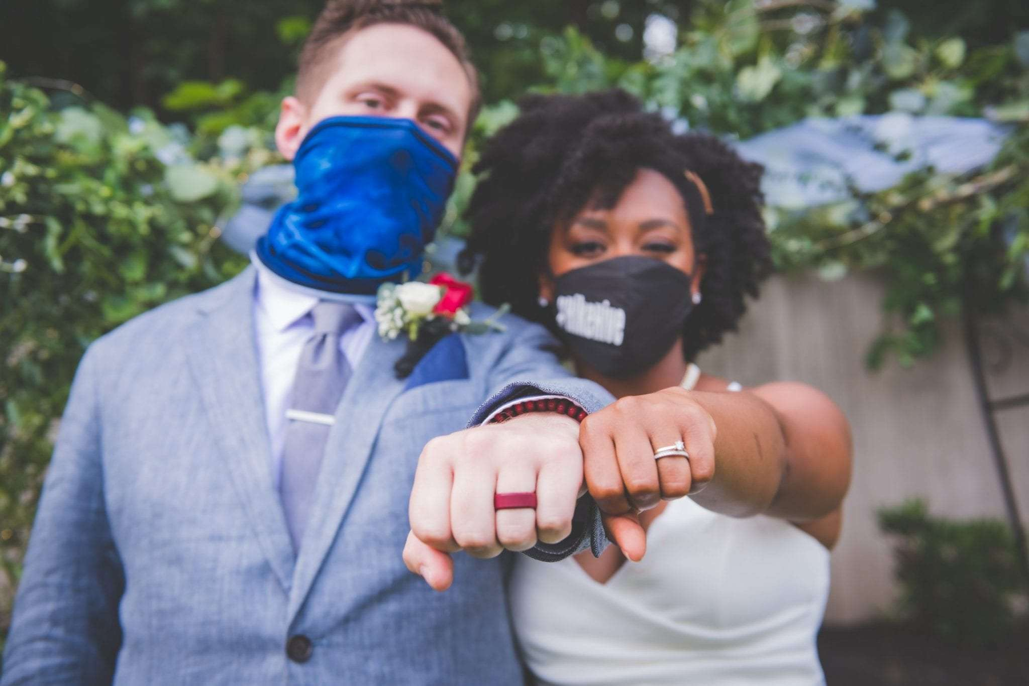 how to have a safe wedding during COVID19