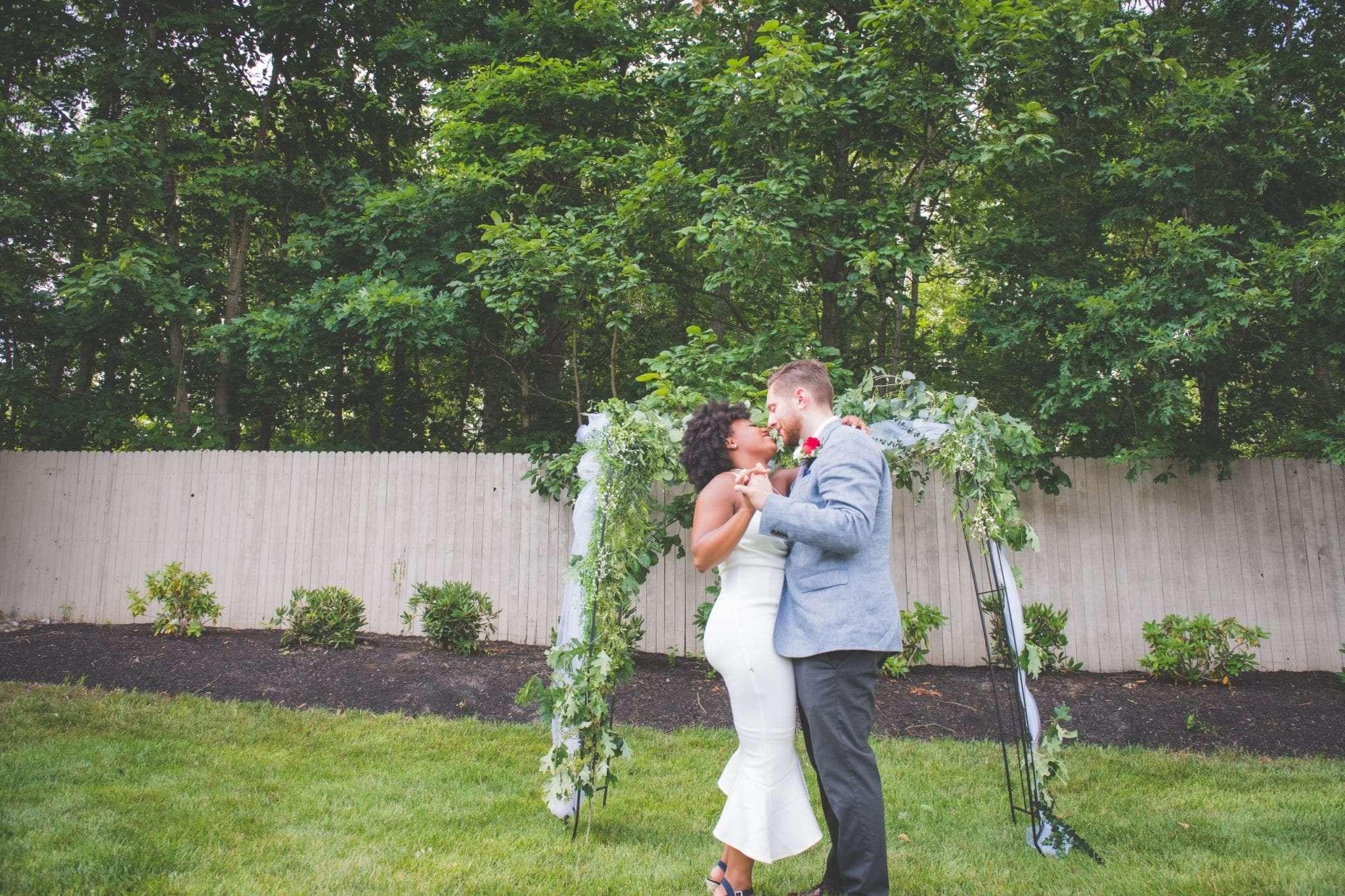 NJ Micro wedding photographer